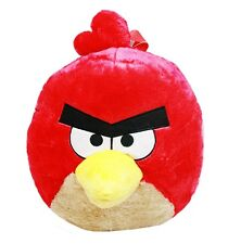 "Rovio Angry Birds Red Bird 14"" Plush Backpack Tote-Licensed Product-New!"