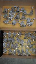 Grenadiers Orcs Goblins 41 Stück Metall Citadel Battle Figuren Armee WARRIOR