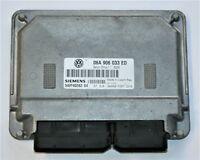 VW Touran 1.6 MPI BGU 2005 Engine Control Unit ECU VDO 5WP4026204 06A 906 033 ED