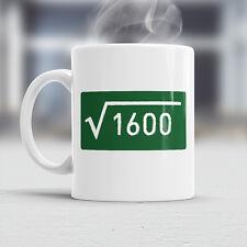 40th Birthday Gift Present Idea For Men Women Ladies Dad Mum Happy 40 Mug