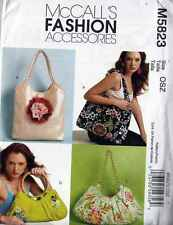 PURSE TOTE Bag SHOULDER Retro STYLE PATTERN Make It Yourself M5823