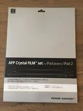 Power Support Screen Protection Film Crystal/Clear iPad iPad 2 |  Made in Japan
