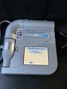Mefical Vitalograph Model 6600 Spirometer With 1 X AC