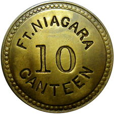 Fort Niagara New York Military Good For Token Canteen Not On TC