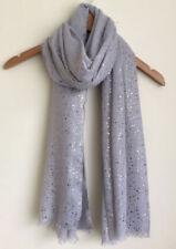 Gepunktete Damen-Schals aus 100% Baumwolle