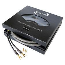Dynavox Highend-Lautsprecherkabel-Set 2x 3 m (204921) NEU!