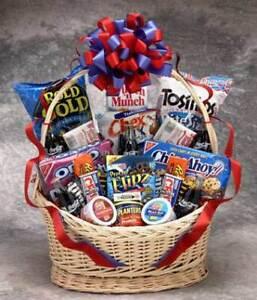 Coke Works Snack Gift Basket Large