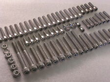 Honda CX500 CX650 GL650 GL500 1982-86 Engine Covers 72x Stainless Allen Bolt Kit