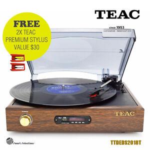 TEAC Vinyl Record Belt Drive Turntable Player Bluetooth Output USB Encoding
