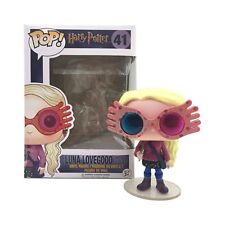 FUNKO POP #41 Harry Potter Luna Lovegood with Glasses Figure Collection Toys