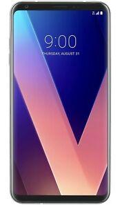 "New LG V30 H932 Aurora Black 64GB 4G LTE 6.0"" 16MP Camera T-Mobile AT&T Unlocked"