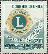 Timbre Lions Club Chili 320 ** (41640)