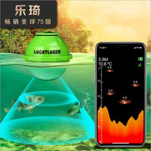 Sonar Fish Detector Mobile Phone Sonar Wireless HD Fish Detector Fish Detector
