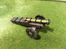 Citadel Fantasy Imperio Cannon (color bronce) - Pintado a Mano por Joe Dever