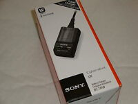 BC-TRW - SONY COMPACT/TRAVEL BATTERY CHARGER