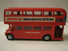 "CORGI LONDON TRANSPORT ROUTEMASTER BUS - 5"" LONG - TUB RRR"
