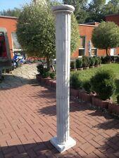 5 teilige Säule 200 cm Steinguss, Betonsäule, Steinsäule, Gartenfigur Gartendeko