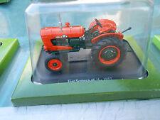MODELLINO TRATTORE SCALA 143 FIAT SOMECA 40 H 1957  N089