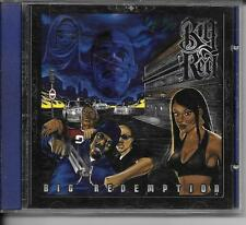 "CD ALBUM 19 TITRES--BIG RED--BIG REDEMPTION--1999 ""FRENCH RAP"""