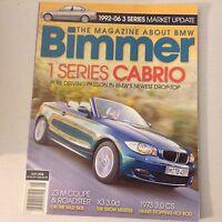 Bimmers BMW Magazine 1 Series Cabrio Z3 M Coupe May 2008 052617nonrh2