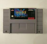 X-Kaliber 2097 (Super Nintendo SNES, 1994)