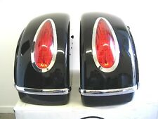 Mutazu Hard Saddlebags fits Most VN Vulcan 900 1500 1600 2000 800