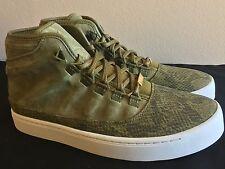 Men's Nike Jordan Westbrook 0 768934-305 Militia Green Snake Skin Size 9
