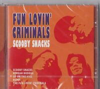 "CD - FUN LOVIN' CRIMINALS - SCOOBY SNACKS  "" NEU in OVP VERSCHWEISST #N41#"