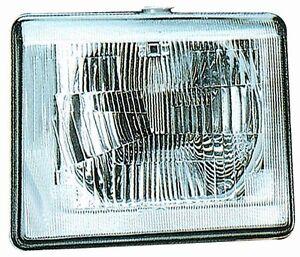 FARO FANALE ANTERIORE DESTRO 30010 FIAT 127 3° III SERIE DAL 01/1981 - 12/1983