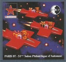 BLOC CNEP N°25 - Paris 1997 - Croix-Rouge