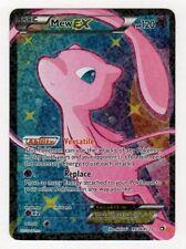 MEW EX RC24/RC25 Ultra Rare Star FULL ART Pokemon Holo Foil Card! Legendary!
