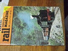 1ùµ?  Revue Rail Magazine n°72 Les 171s Projets Chapelon 231K RGP BB 13000
