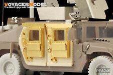 1/35 Brand-new Voyager PEA246 HUMVEE family bullet-proof door For TAMIYA BRONCO