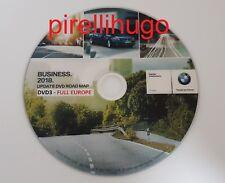 2018 BMW Business DVD Full Europe DVD NAVIGATION SA 606 (DVD3)