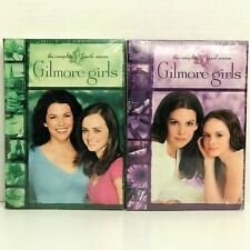 Gilmore Girls:The Complete Third & Fourth Season 3 & 4 DVDs Brand New Sealed
