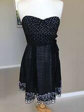 BCBG Max AZARIA Strapless -  Dress Size US 4, Au 8
