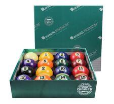 "Billiard Balls Aramith Premium Pool Ball Set 2 1/4"""