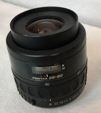 Pentax-F SMC 35-80mm F4-5.6 Lens  *Fast Ship*  F32