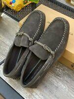 JOHN VARVATOS Star USA Star Clipper Knot Venetian Loafers $198 NIB SZ 11.5