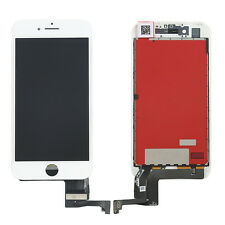 For Apple iPhone 7 White LCD Display Screen Touch Digitizer Frame Unit Assembly