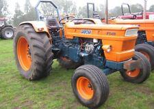 Fiat 750 Tractor Parts Manual