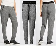 ddb3543828a8a Marks   Spencer Womens Gym Pants Lounge Wear Cuffed Joggers M S Jogging  Bottoms
