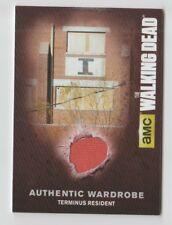 The Walking Dead AMC Costume Trading Card Terminus Resident M10.5