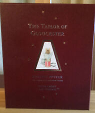 Tailor of Gloucester Beatrix Potter Ltd ed 28/100 + 6 loose plates bookmark 2003