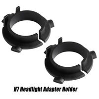 2x H7 LED Kit Phares Base Adaptateur Voiture LED Clip Retenue Sockets Adaptat I