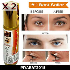 24839aa20bd 2XGENIVE LASH NATURE GROWTH SIMULATOR SERUM EYELASH EYEBROW LONGER THICKER  10 ml