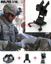 Nvg Pvs-7/14 Night Vision Goggle Mount Set Metal Accessory for M88 Ach Helmet