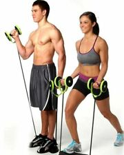Total Body Fitness Abdominal Resistance Exercise ABS Trainer Portable Mini Gym
