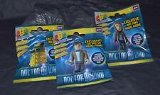 Dr Who - Character Building CB - 3 Characters - 11th Dr Who - Amy Pond - Dalek