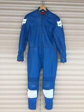 Vintage Fox Racing Leather motorcycle racing suit